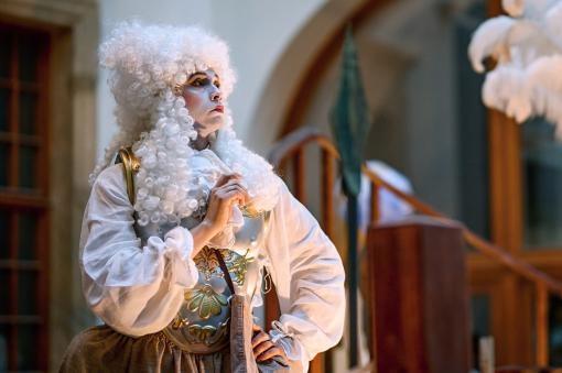Olomoucké barokní slavnosti začaly novodobou premiérou