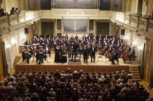 Český filharmonický sbor Brno zahájil sezonu