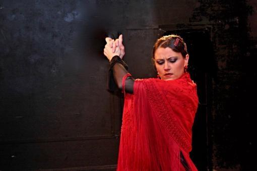 Flamenkový víkend s Lucií Bevelaqua