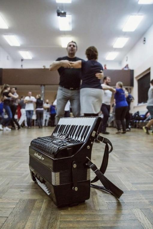 Taneční mohou být i folklorní