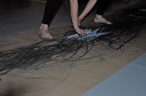 Maluj tancem: Výstava a Open class