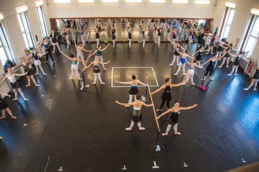 Balet NdB hledá nové tanečníky pro nadcházející sezonu