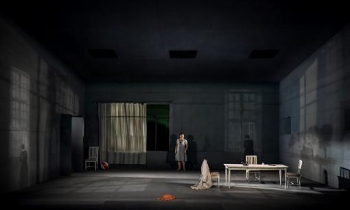NdB uvede poslední dvě představení opery Tři fragmenty z Juliette / Lidský hlas