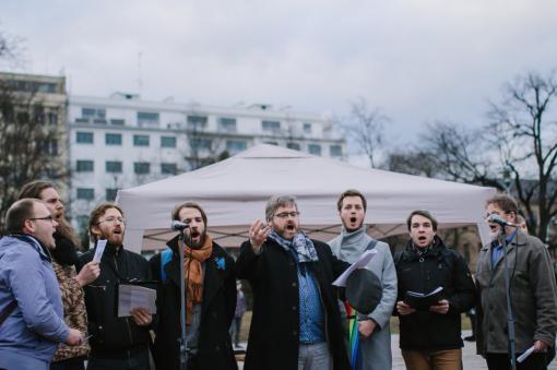 Láska opravdivá oslaví 200. narozeniny Pavla Křížkovského koncertem