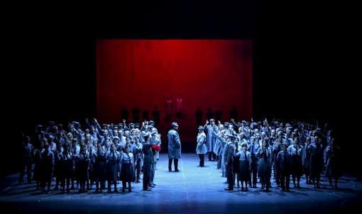 Janáčkova opera začíná rok 2020 světovou premiérou opery Monument