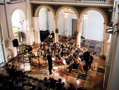 Soutěž o vstupenky na Brno Contemporary Orchestra