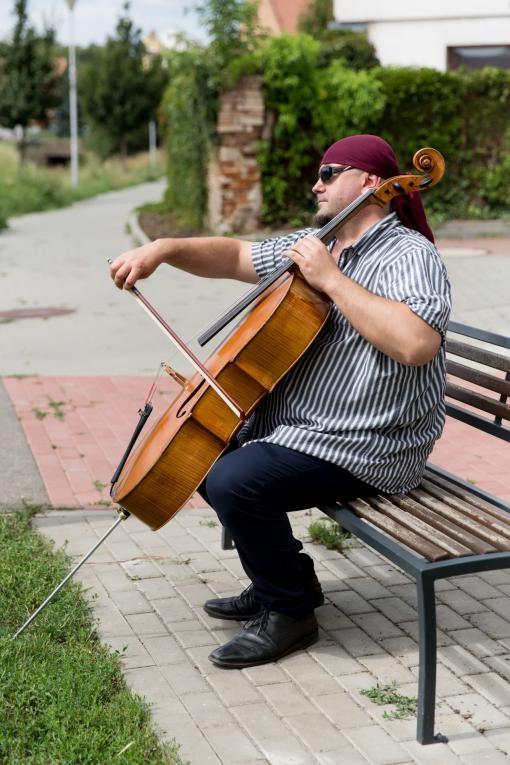 Josef Klíč & His One Man Cello Squad