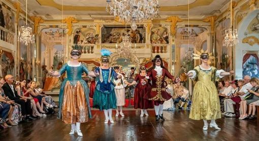 Cesta Evropou s Czech Ensemble Baroque