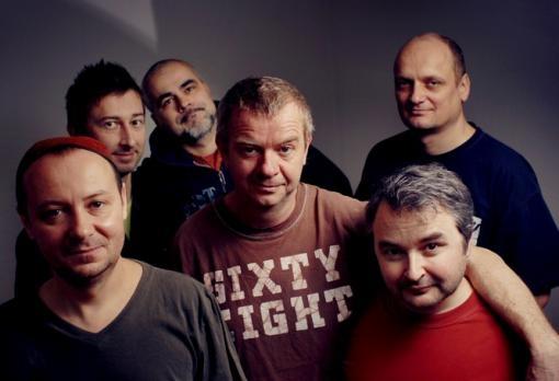 Mňága a Žďorp představí Brnu album Třecí plochy