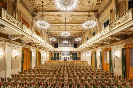 Aktuálně: Filharmonie Brno připravuje streaming původně zrušeného koncertu