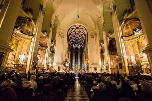 Velikonoční festival duchovní hudby je letos kompletně zrušen