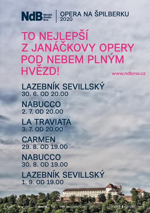 Opera na Špilberk
