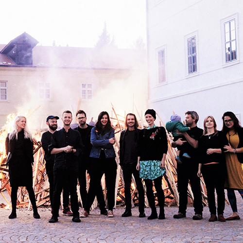 Soutěž o CD kapely Zvíře jménem Podzim