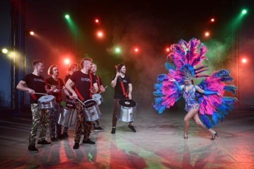 Brasil Fest Brno: Karnevalový průvod, tanec a koncerty