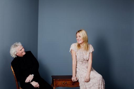Aktuálně: Magdalena Kožená a Simon Rattle vystoupí společně ve vile Tugendhat