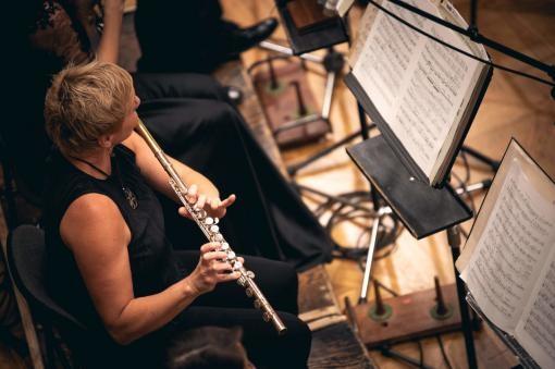 Konkurz na obsazení místa hráče/ky 2. flétny do Filharmonie Brno