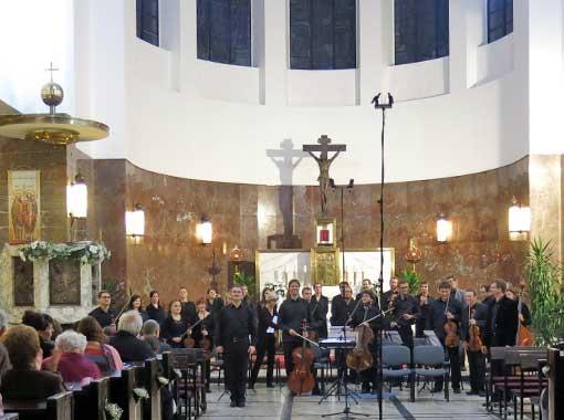 Opera Diversa na svatou Ludmilu