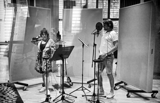 B-Side Band ؘ– Folk Swings