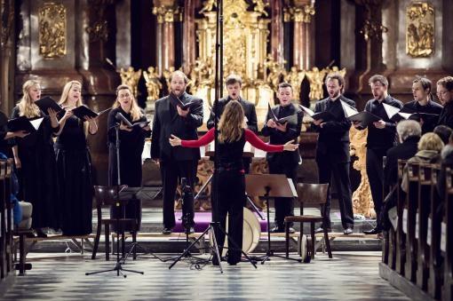 Czech Ensemble Baroque Choir v dalším streamu. Zazní zhudebněné duchovní texty napříč staletími