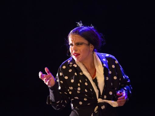 Hostem letošního festivalu Ibérica je Kolumbie, hlavní hvězdou tanečnice María Moreno