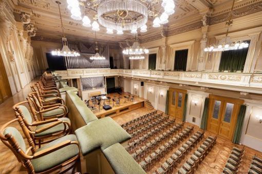 Filharmonie Brno vyhlašuje konkurz na obsazení místa hráče/ky do skupiny I. houslí