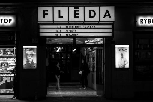 Hudební klub Fléda slaví dvacet let