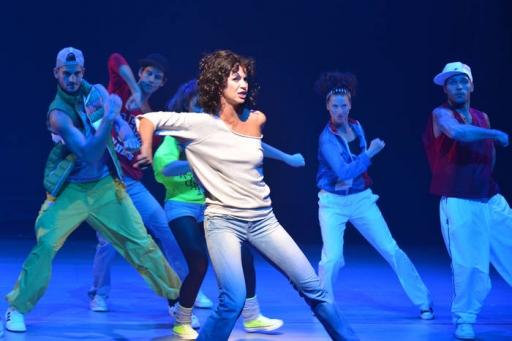 Flashdance: iskry lietajú, brúsky sa točia